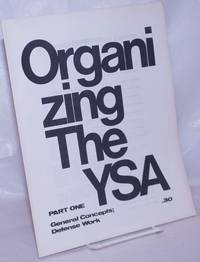 image of Organizing the YSA: Part One; General Concepts; Defense Work