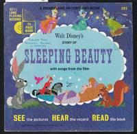 image of Sleepimg Beauty - A Disneyland Record and Book No.321