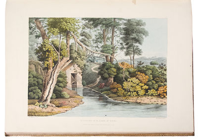London: Printed for Edward Orme ... by W. Bulmer & Co, 1823. Folio. (18 1/4 x 13 1/8 inches). 50pp. ...