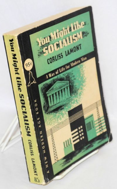 New York: Modern Age Books, 1939. Paperback. x, 308p., wraps mildly shelfworn, minor stains on fore ...