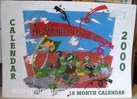 AUSTRALIAN FAUNA GAMES - 2000 CALENDAR