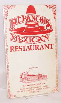 Pt. Panchos Mexican Restaurant [menu] located in the Point Marina Inn