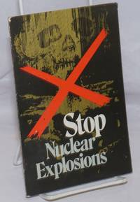 image of Stop nuclear explosions