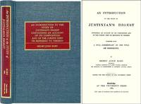 An Introduction to the Study of Justinian's Digest Containing an..