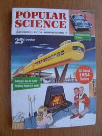 image of Popular Science Magazine: October 1953