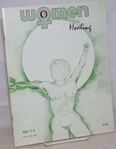 Baltimore: Women, a Journal of Liberation, 1981. Magazine. 72p., 8.5x11 inches, photos, art, essays,...