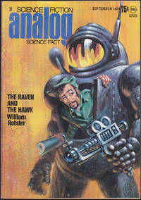 Analog Science Fiction / Science Fact, September 1974 (Volume 94, Number 1)