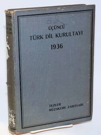 Uçüncü Türk Dil Kurultayi 1936