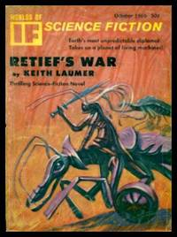 image of WORLDS OF IF - Volume 15, number 10 - October 1965