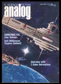 Analog Science Fiction Science Fact January 1977