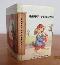 HAPPY VALENTINE.  TINY NONSENSE STORIES (The Tiny Golden Library).