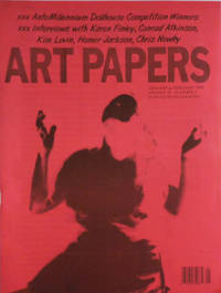 Art Papers Volume 19 Number 1