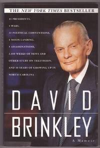 David Brinkley   A Memoir
