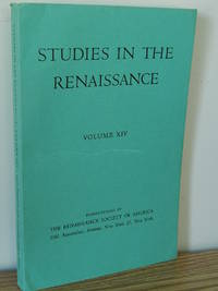Studies in the Renaissnce, Vol. 14