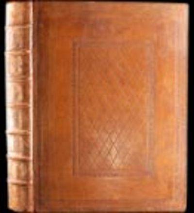 Paris: chez les auteurs & Boudet, 1758. Folio. (20 3/4 x 16 1/2 inches). Letterpress 'avertissement'...