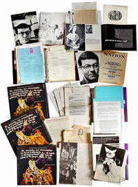 Archive of documents concerning the publication and production of several notable literary works and theatrical plays by Peter Ulrich Weiss