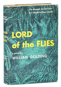 LORD OF THE FLIES by  William Golding - First American Edition - 1955 - from Captain Ahab's Rare Books and Biblio.com