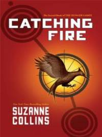 image of Catching Fire (Thorndike Press Large Print Literacy Bridge Series)