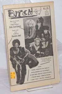 image of Bitch: the woman's rock mag with bite; #16: Das Furlines! and Queen Ida!