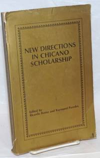 New Directions in Chicano Scholarship