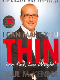 image of I Can Make You Thin - Love Food, Lose Weight: New Full Colour Edition (includes free DVD and CD)
