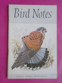 BIRD NOTES Vol. 30  Number 9 Winter 1963 - 64 Royal Society for the Protection of Birds