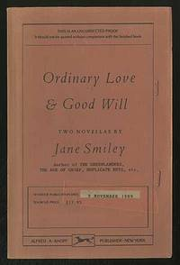 good will jane smiley Summary and reviews of good faith by jane smiley, plus links to a book excerpt   and anybody who lived through the '80s will recognize them–and maybe.