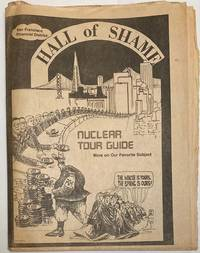 image of San Francisco Financial District: hall of shame, nuclear tour guide.  More on our favorite subject