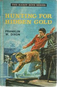 image of Hunting For Hidden Gold (The Hardy Boys Series)