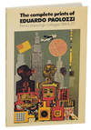View Image 1 of 4 for The Complete Prints of Eduardo Paolozzi: Prints, Drawings, Collages 1944-77 Inventory #173224