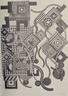 View Image 2 of 4 for The Complete Prints of Eduardo Paolozzi: Prints, Drawings, Collages 1944-77 Inventory #173224