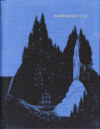 SF: McSweeney's, 2007. Hardcover. Very good. Very good hardback bound in publisher's blue dos-a-dos ...