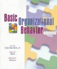 Basic Organizational Behavior, 2nd Edition