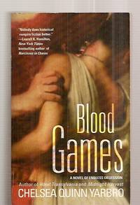 image of BLOOD GAMES [A NOVEL OF OBESSION]
