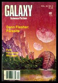 image of GALAXY - Science Fiction: Volume 39, number 9 - March April 1979