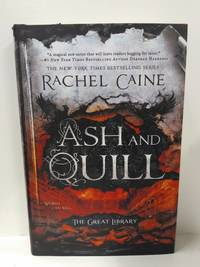 Ash and Quill (The Great Library) (Signed)