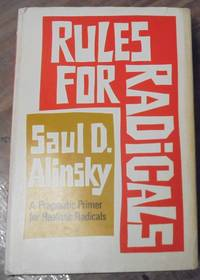 image of Rules for Radicals : a practical primer for realistic radicals