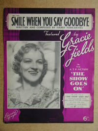 Smile When You Say Goodbye