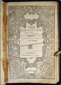 The collection of the history of England. by  Samuel Daniel - Hardcover - 1626 - from Philadelphia Rare Books & Manuscripts Co., LLC (PRB&M)  and Biblio.com