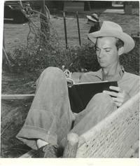 image of Original photograph of Zachary Scott, 1944
