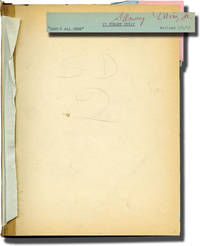 77 Sunset Strip: The Gang's All Here (Original teleplay script for the 1962 television episode)