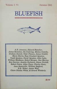 Bluefish Volume 1 #1