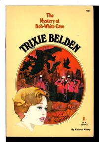 TRIXIE BELDEN: THE  MYSTERY AT BOB-WHITE CAVE, #11.