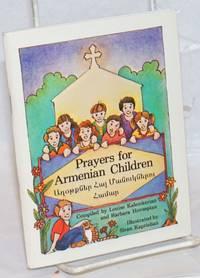 image of Prayers for Armenian children /Aghot'k'ner hay manukneru hamar
