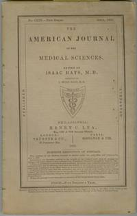 The American Journal of the Medical Sciences April 1869