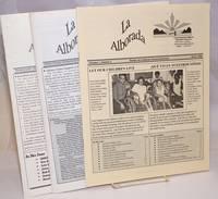 image of La Alborada: Boletin de la Alianza Cubano Americana [3 issues]