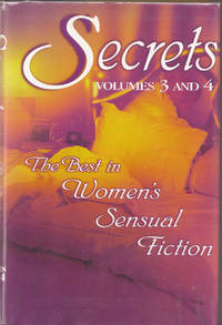 image of Secrets Volumes 3 and 4 the Best in Women's Sensual Fiction