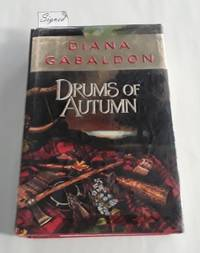 image of Drums of Autumn (SIGNED First Edition)