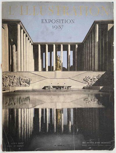 L'Illustration.  Exposition de Paris...