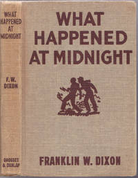 What Happened at Midnight (Hardy Boys Mystery Stories, 10)